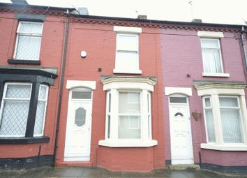 Thumbnail 2 bed terraced house for sale in Somerton Street, Wavertree