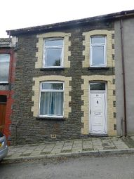 Thumbnail 2 bed terraced house for sale in Troedyrhiw Road, Porth