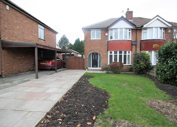 Thumbnail 3 bed semi-detached house for sale in Parr Lane, Bury