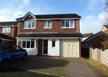 4 bed detached house for sale in Cider Mill Close, Thornwell, Chepstow NP16