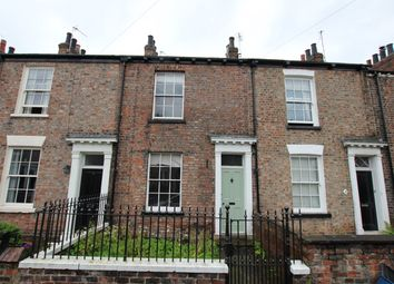 Thumbnail 3 bed terraced house for sale in Darnborough Street, York
