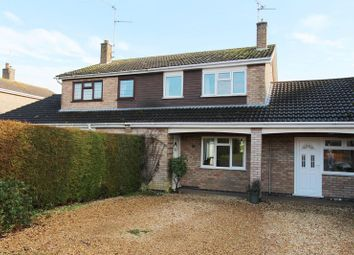 Thumbnail 3 bed semi-detached house to rent in Parkfield Road, Ryhall, Stamford