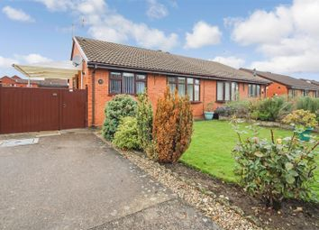 Thumbnail 2 bed semi-detached bungalow for sale in Deacon Drive, Scunthorpe