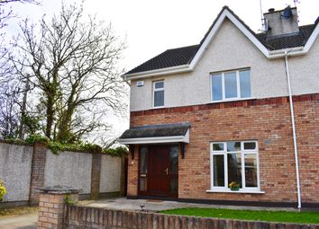 Thumbnail 3 bed semi-detached house for sale in 12 The Court, Mornington Manor, Mornington, Meath