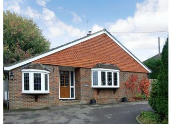 Thumbnail 4 bed detached bungalow for sale in Coldharbour Lane, Lewes