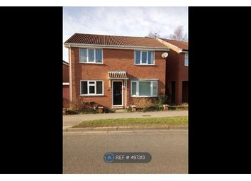 Thumbnail 4 bedroom detached house to rent in Valley Road, Northallerton