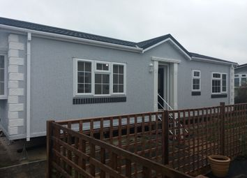 Thumbnail 2 bed mobile/park home for sale in Rye Lane, Dunton Green