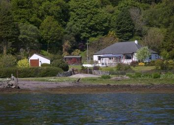 Thumbnail 4 bed detached bungalow for sale in Sealasdair, Ardentallen, Oban, Argyll And Bute