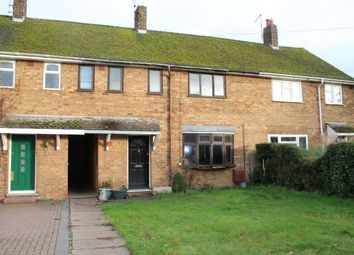 Thumbnail 3 bed terraced house for sale in Draughton Road, Maidwell, Northampton