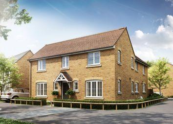 Thumbnail 4 bedroom detached house for sale in Longcot Road, Shrivenham, Swindon