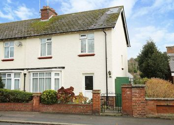 Thumbnail 3 bed semi-detached house for sale in Lewisham Road, River, Dover