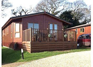 Thumbnail 2 bedroom mobile/park home for sale in Scotchells Brook Lane, Sandown