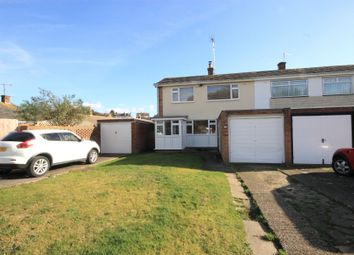 Thumbnail 3 bed terraced house for sale in The Knole, Faversham