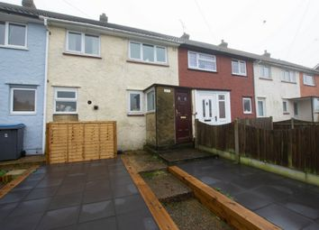 Thumbnail 2 bed terraced house for sale in Old Folkestone Road, Aycliffe