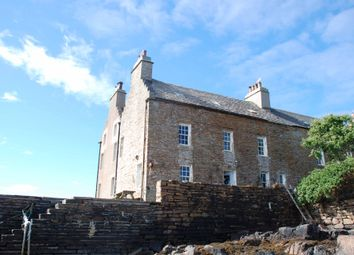 Thumbnail 2 bed town house for sale in Ness Road, Stromness
