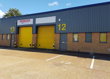 Thumbnail Warehouse to let in Unit 12, Chantry Park, Poole, Dorset
