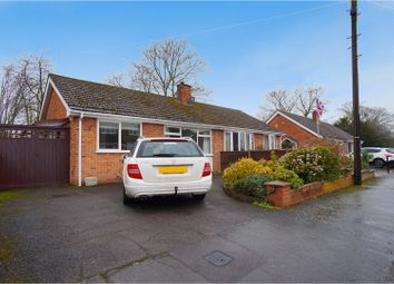 Thumbnail 2 bed semi-detached bungalow for sale in Croft Close, Rolleston On Dove
