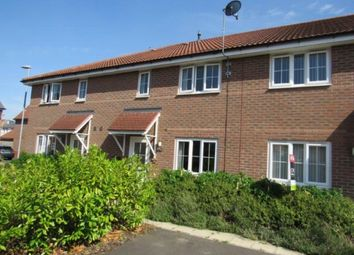 Thumbnail 2 bed terraced house to rent in Tacitus Way, North Hykeham, Lincoln