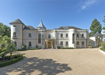 Rodona Road, St George's Hill, Weybridge, Surrey KT13. 7 bed detached house for sale