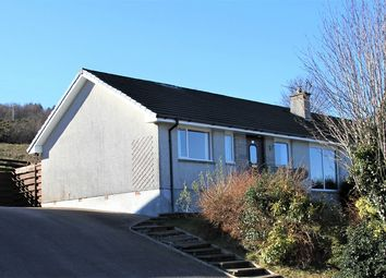 Thumbnail 3 bed semi-detached bungalow for sale in Kilduskland Drive, Ardrishaig