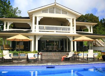 Thumbnail 4 bed detached house for sale in Marigot Bay, Saint Lucia