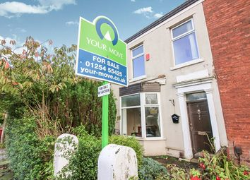 Thumbnail 4 bed terraced house for sale in Hope Terrace, Blackburn