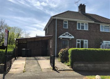 2 bed semi-detached house for sale in Clough Lane, Northwich CW8