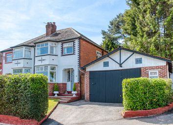Thumbnail 3 bed semi-detached house for sale in Chadwick Ave, Rednal