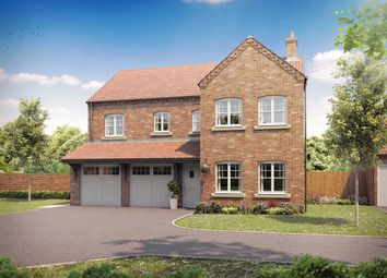 "Thumbnail 5 bed detached house for sale in ""The Terrington"" at Fordlands Road, Fulford, York"