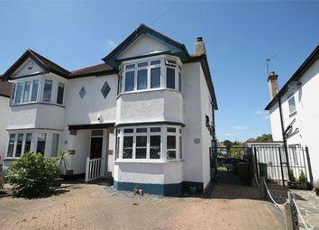 Thumbnail 3 bed semi-detached house for sale in Lavington Road, Croydon, Surrey