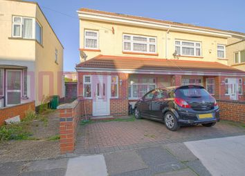 Thumbnail 3 bed semi-detached house to rent in Gledwood Avenue, Hayes