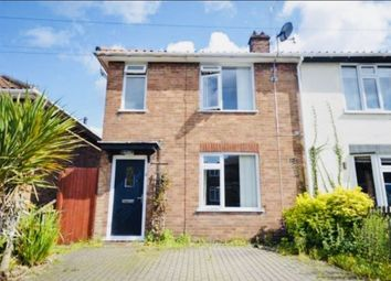 Thumbnail 3 bed semi-detached house for sale in Gertrude Road, North City, Norwich