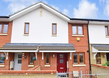 Thumbnail 2 bed terraced house for sale in Christianfields Avenue, Gravesend, Kent