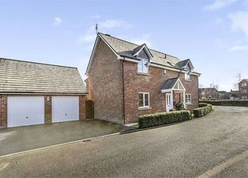 Thumbnail 3 bed detached house for sale in Charles Hall Close, Shepshed, Loughborough, Leicestershire
