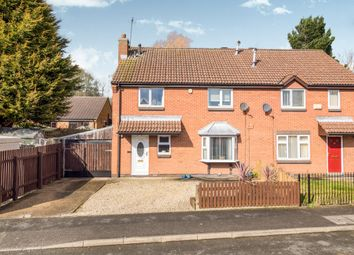 Thumbnail 4 bed semi-detached house for sale in Farndale Drive, Wollaton, Nottingham