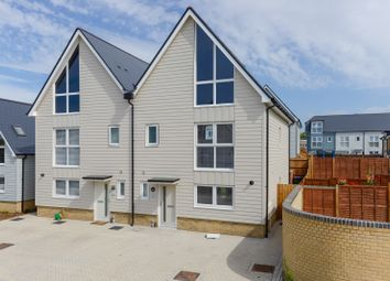 Thumbnail 3 bed semi-detached house to rent in Roedean Close, Scholars Village, Folkestone