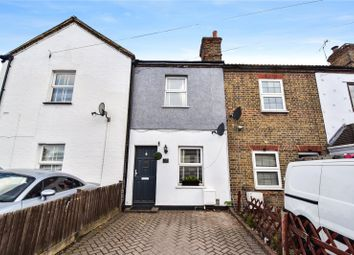 Thumbnail 2 bed terraced house for sale in Hawley Road, Wilmington, Dartford, Kent