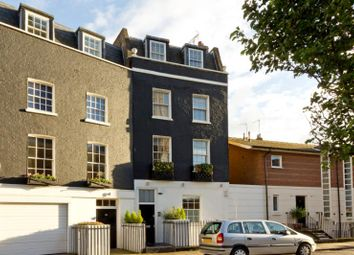 Thumbnail 3 bed end terrace house for sale in Ashmill Street, Marylebone, London
