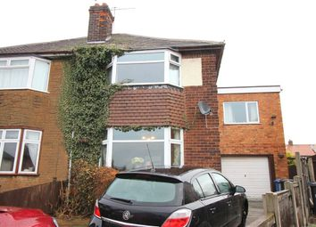Thumbnail 4 bedroom semi-detached house to rent in Vincent Avenue, Spondon, Derby