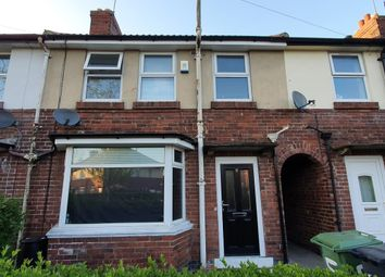 4 bed terraced house to rent in Fourth Avenue, York YO31