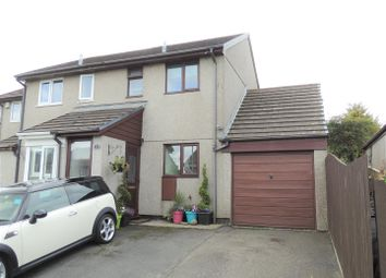 Thumbnail 2 bedroom end terrace house for sale in Rock View Parc, Roche, St. Austell