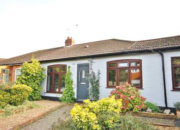 Thumbnail 3 bed terraced bungalow for sale in Northcroft Road, Englefield Green, Surrey