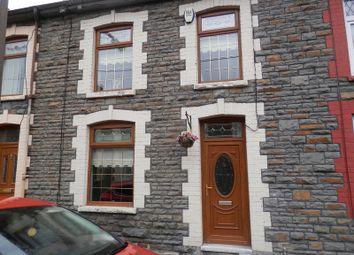 Thumbnail 3 bed property for sale in William Street, Ynyshir, Rhondda Cynon Taff.