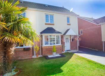 Thumbnail 4 bed semi-detached house for sale in Parc Fferws, Ammanford