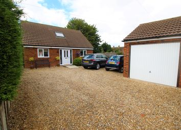 Thumbnail 4 bed detached bungalow for sale in Cyprus Road, Attleborough