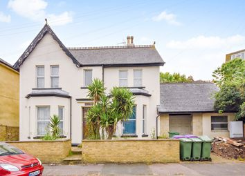 Thumbnail 4 bed detached house for sale in Claremont Road, Folkestone