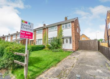 Thumbnail 3 bed semi-detached house for sale in Newton Park Road, West Kirby, Wirral