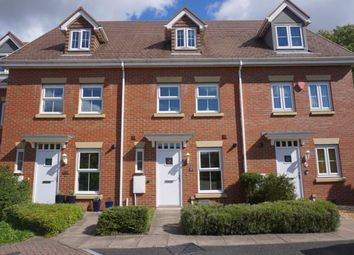 Thumbnail 3 bed town house to rent in Highlander Drive, Donnington