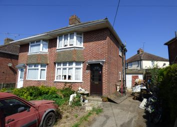 Thumbnail 2 bedroom semi-detached house for sale in New Road, Swindon, Wiltshire