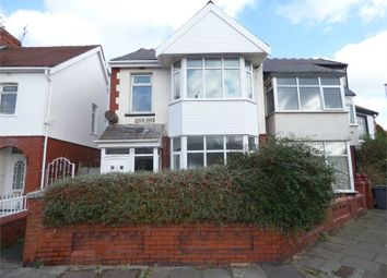 Thumbnail 5 bedroom semi-detached house for sale in Breck Road, Blackpool, Lancashire